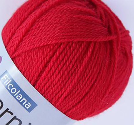Pernilla - 218 Chinese Red