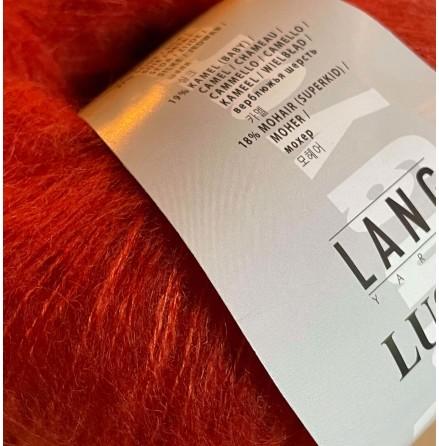 Lang - Lusso, Röd  (drar lite mot orange) 75