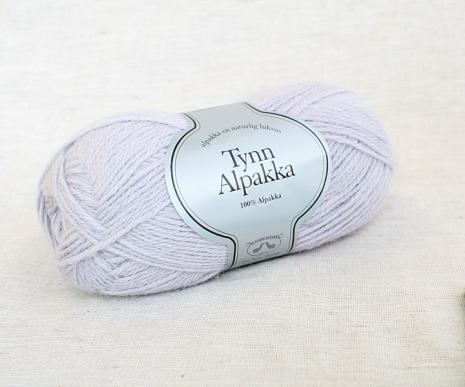 Tynn Alpakka Färg 171