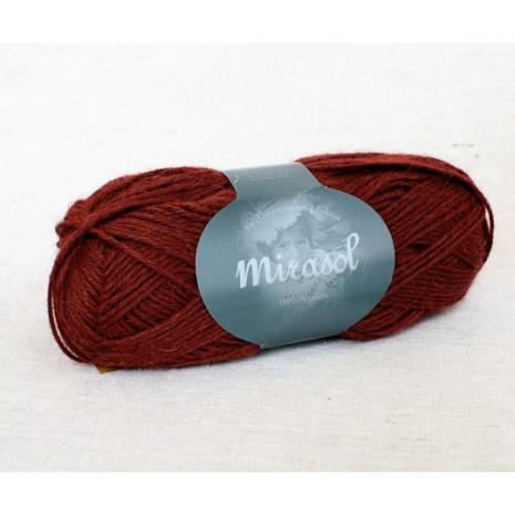 Du Store Alpakka - Mirasol Färg 2021