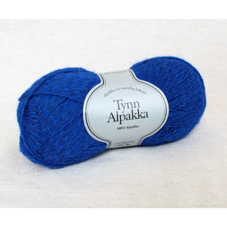 Tynn Alpakka Färg 166