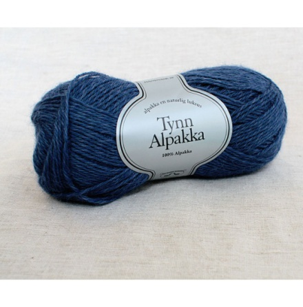 Tynn Alpakka Färg 177