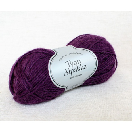 Tynn Alpakka Färg 170