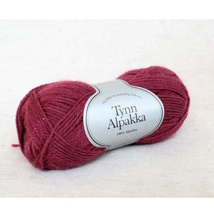 Tynn Alpakka Färg 144