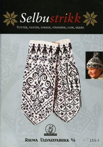Selbustrikk - traditionella norska mönster