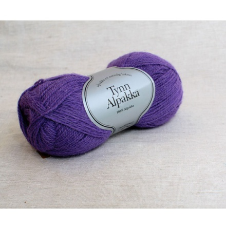 Tynn Alpakka Färg 137