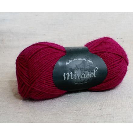 Du Store Alpakka - Mirasol Färg 2016
