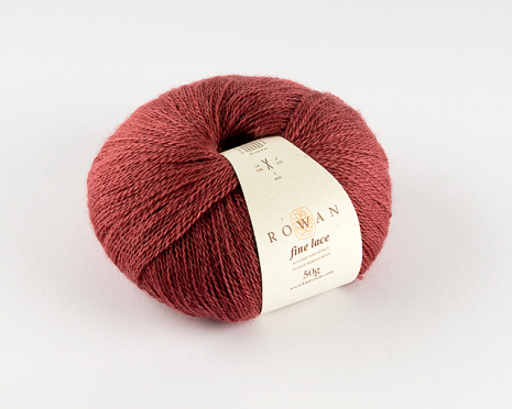 Rowan - Fine Lace, Quaint 925