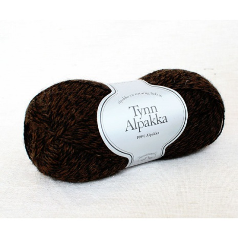 Tynn Alpakka Färg 162