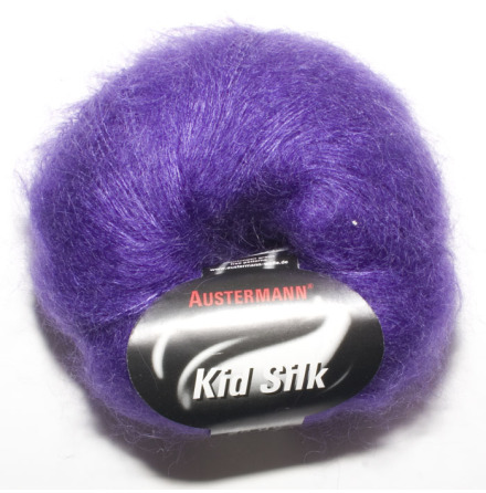 Austermann Kid Silk, LILA 12